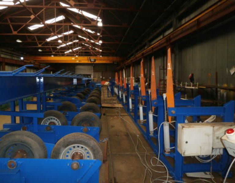 Rollmaster machine 40W